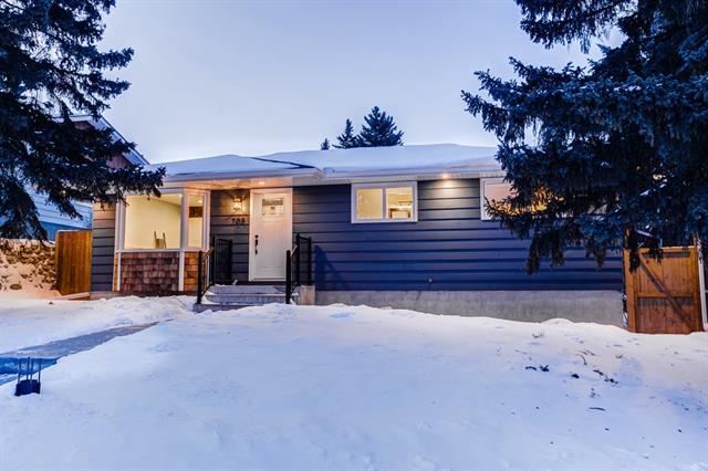 708 Sherman AV Sw in Southwood Calgary MLS® #C4228334
