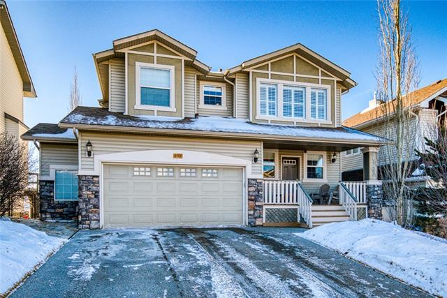 1723 Hidden Creek WY Nw in Hidden Valley Calgary MLS® #C4228339
