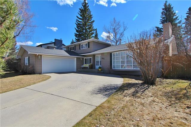 MLS® #C4228729 603 Willow Brook DR Se T2J 1N6 Calgary