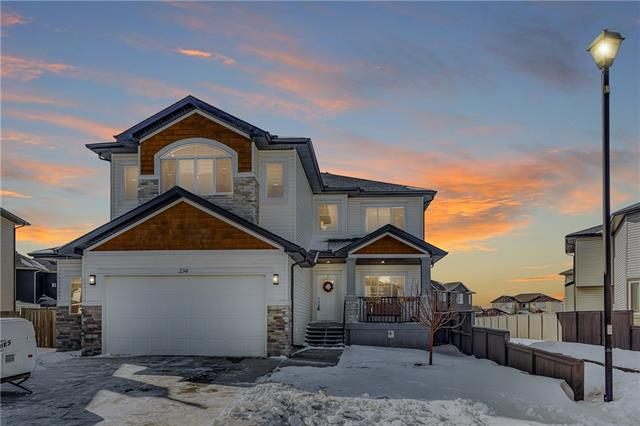 234 Canals Ci Sw in Canals Airdrie MLS® #C4228777