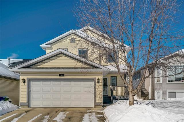 1508 Thorburn DR Se in Thorburn Airdrie MLS® #C4228796