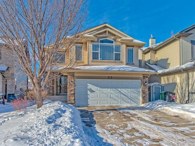 23 Tuscany Meadows He Nw in Tuscany Calgary MLS® #C4228883