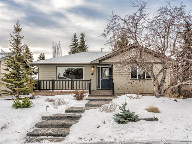 41 Langton DR Sw in North Glenmore Park Calgary MLS® #C4228928