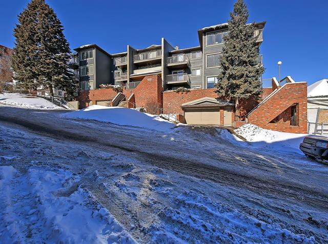 #209 420 3 AV Ne, Calgary, Crescent Heights real estate, Apartment Crescent Heights homes for sale