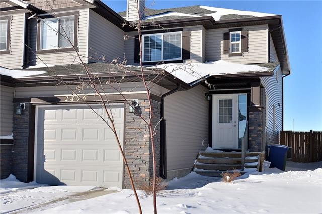 2406 Baywater CR Sw, Airdrie, Bayside real estate, Attached Bayside homes for sale