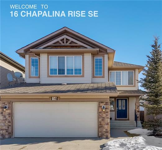 16 Chapalina Ri Se, Calgary, Chaparral real estate, Detached Chaparral homes for sale