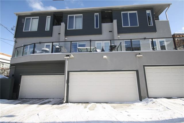 #5 1931 28 ST Sw, Calgary, Killarney/Glengarry real estate, Attached Glengarry homes for sale