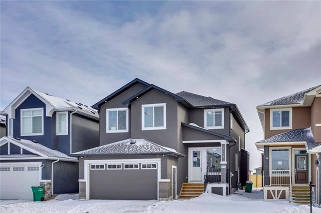 208 Bayview ST Sw, Airdrie, Bayview real estate, Detached Bayview homes for sale