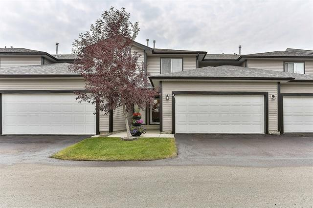 #41 102 Canoe Sq Sw, Airdrie, Canals real estate, Attached Canals homes for sale