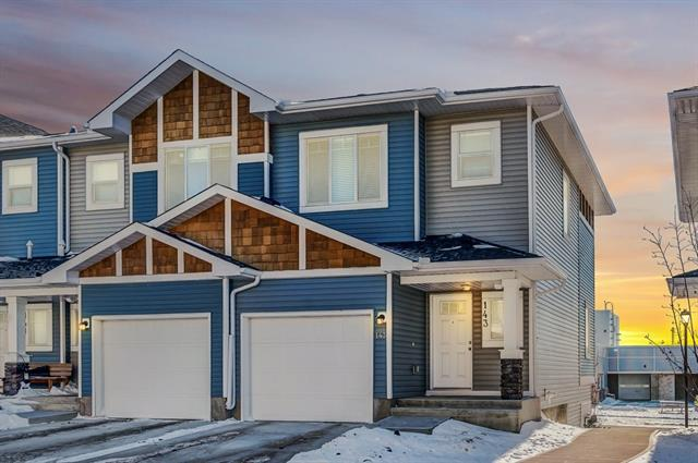 #143 2802 Kings Heights Ga Se, Airdrie, Ravenswood real estate, Attached Ravenswood homes for sale