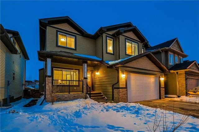 813 Canoe Gr Sw, Airdrie, Canals real estate, Detached Canals homes for sale
