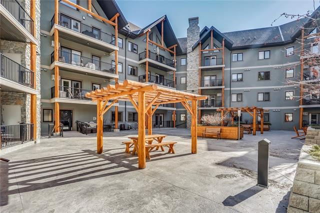 #108 77 George Fox Tr, Cochrane, Bow Meadows real estate, Apartment Bow Meadows homes for sale