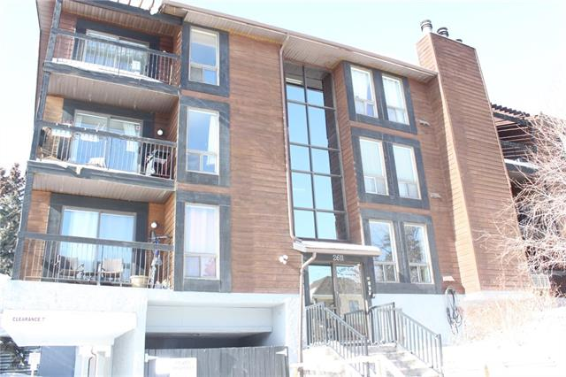 #301 2611 15a ST Sw, Calgary, Bankview real estate, Apartment Bankview homes for sale