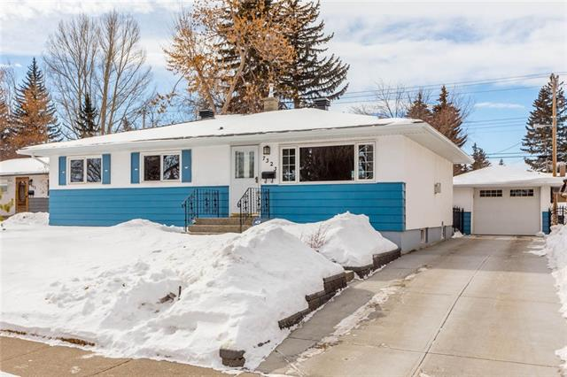 7323 7 ST Sw, Calgary, Kingsland real estate, Detached Kingsland homes for sale