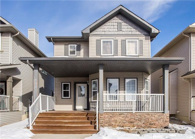 190 Baywater Ri Sw in Bayside Airdrie MLS® #C4232064