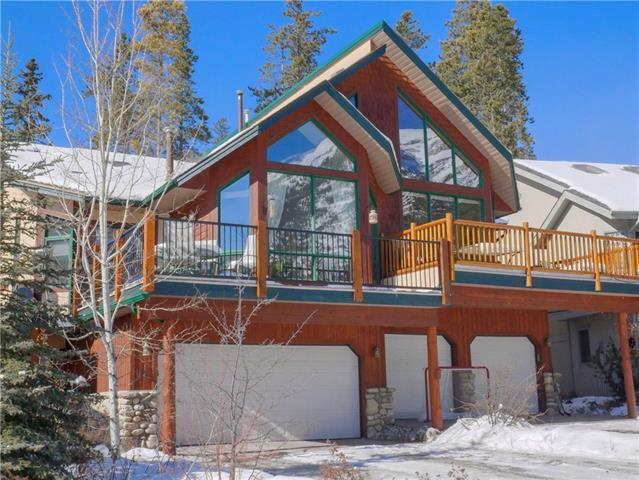 173 Wapiti Cl, Canmore, Benchlands real estate, Attached Benchlands homes for sale