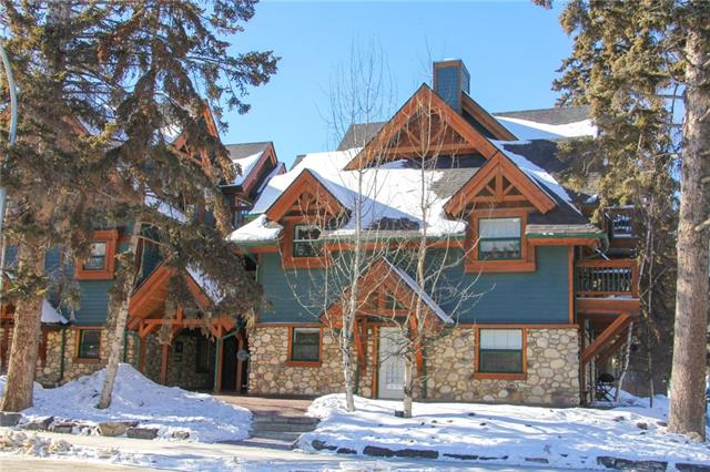 #202 347 Marten St in None Banff MLS® #C4232149