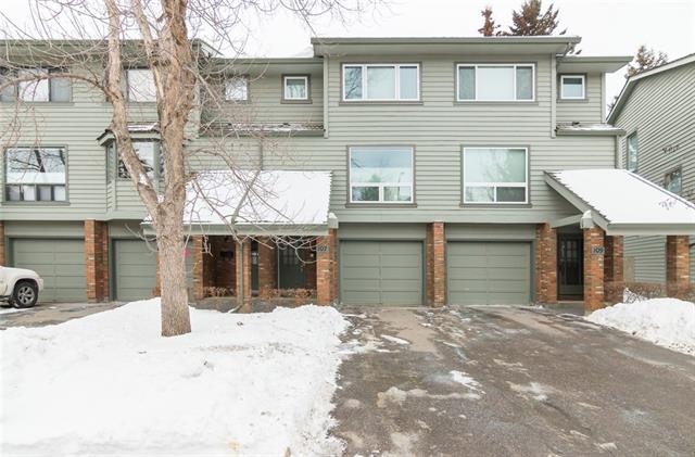 107 Point DR Nw in Point McKay Calgary MLS® #C4232157