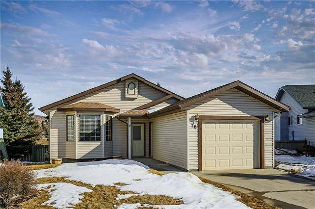 16 West Mcdougal Rd in West Valley Cochrane MLS® #C4232251