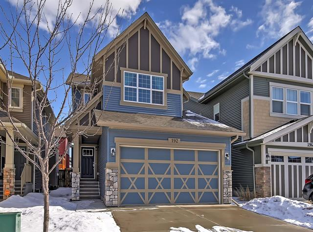 192 Kingsbury CL Se, Airdrie, King's Heights real estate, Detached King's Heights homes for sale