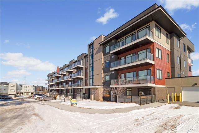 #205 214 Sherwood Sq Nw in Sherwood Calgary MLS® #C4232470