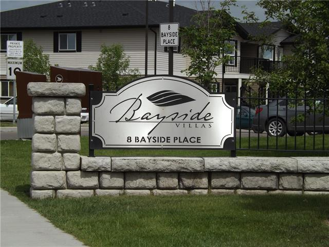 #201 8 Bayside Pl, Strathmore, Maplewood real estate, Apartment Strathmore homes for sale