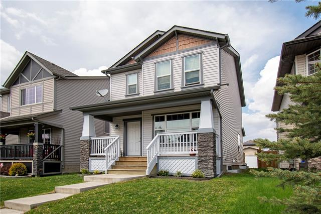 96 Morningside Mr Sw in Morningside Airdrie MLS® #C4232657