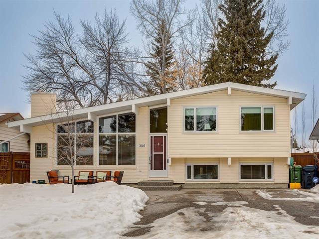 306 Oakwood PL Sw, Calgary, Oakridge real estate, Detached Oakridge homes for sale