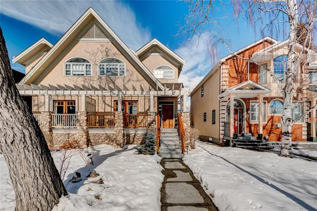 West Hillhurst Real Estate, Attached, Calgary real estate, homes