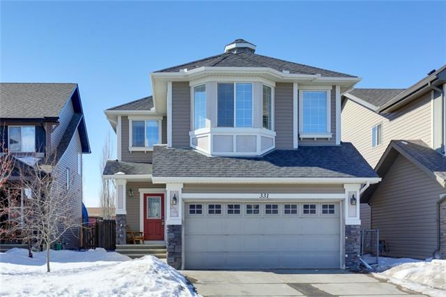 331 Auburn Bay Bv Se, Calgary, Auburn Bay real estate, Detached Auburn Bay homes for sale