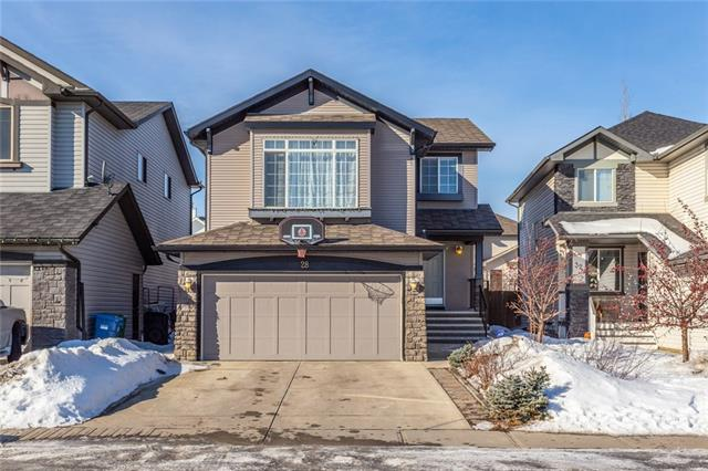 28 Brightonstone Gd Se in New Brighton Calgary MLS® #C4233244