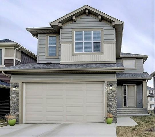 250 Baywater WY Sw, Airdrie, Bayside real estate, Detached Airdrie homes for sale