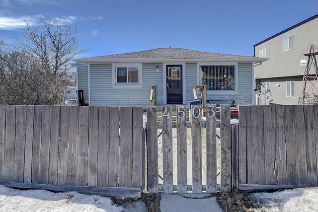 4503 Bowness RD Nw in Montgomery Calgary MLS® #C4233710