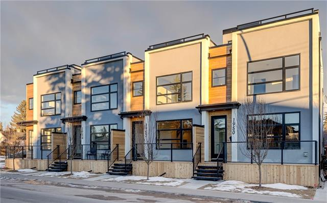 1950 12 ST Nw in Capitol Hill Calgary MLS® #C4233731