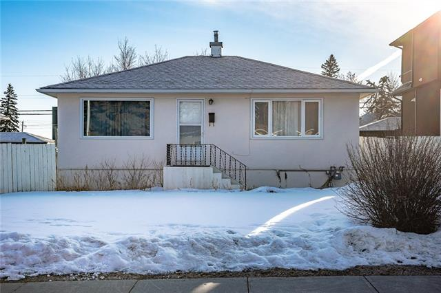 3918 Centre B ST Nw in Highland Park Calgary MLS® #C4233786
