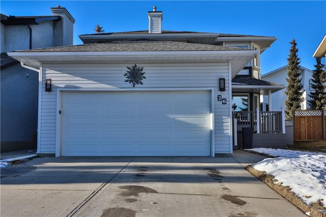 26 Macewan Ridge PL Nw in MacEwan Glen Calgary MLS® #C4233843