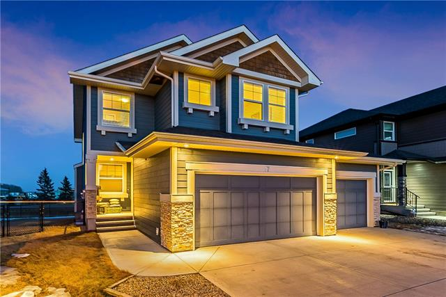 17 Ranchers Cr in Air Ranch Okotoks MLS® #C4233862