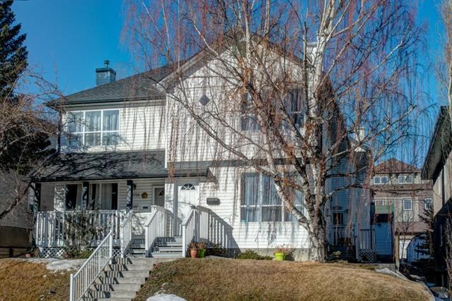 #1 3711 15a ST Sw, Calgary, Altadore real estate, Attached Altadore homes for sale