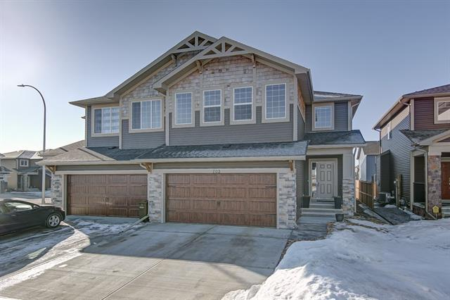703 Edgefield Cr in Edgefield Strathmore MLS® #C4235290