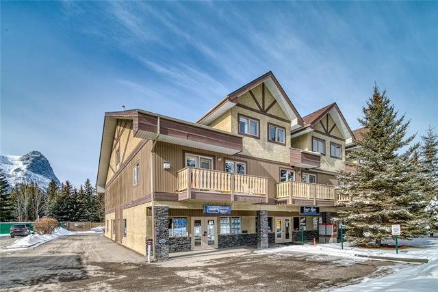 #206 512 Bow Valley Tr in Bow Valley Trail Canmore MLS® #C4235330