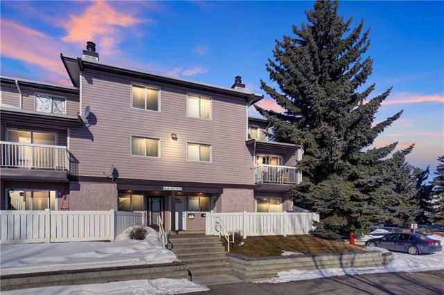 #55 3800 Fonda WY Se, Calgary, Forest Heights real estate, Attached Forest Heights homes for sale