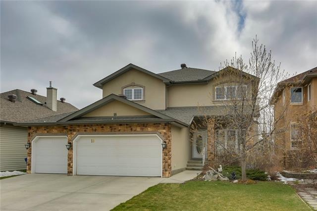 18 Elkton WY Sw, Springbank Hill real estate, homes