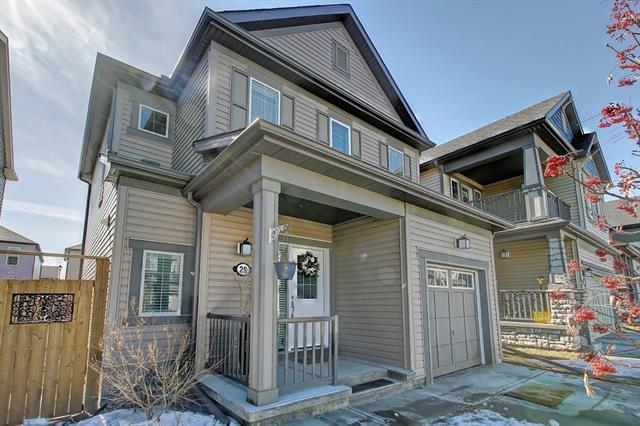 29 Windgate CL Sw in Windsong Airdrie MLS® #C4235537