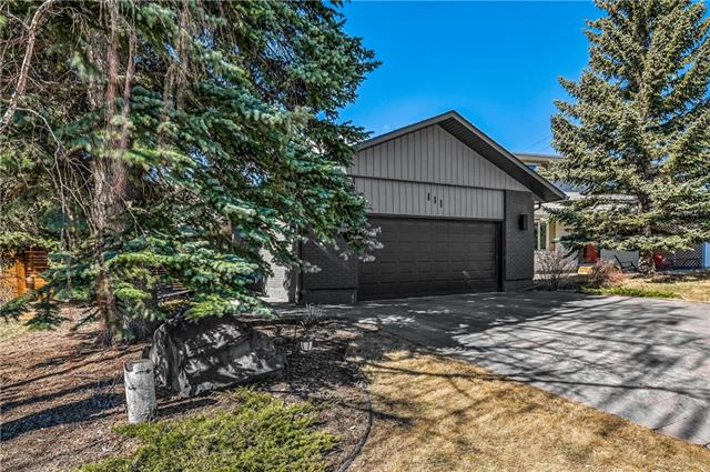 111 Silver Crest DR Nw in Silver Springs Calgary MLS® #C4235907