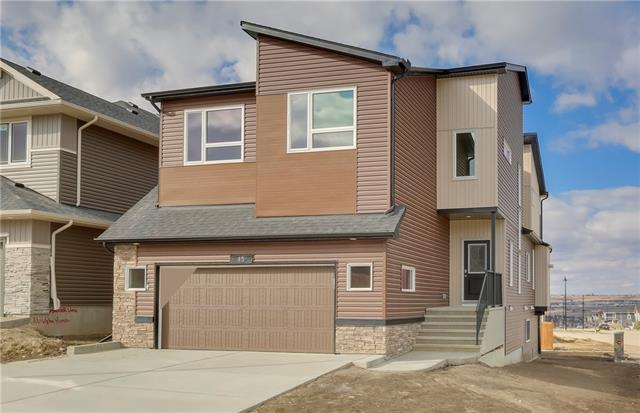45 Crestbrook Vw Sw in Crestmont Calgary MLS® #C4235989