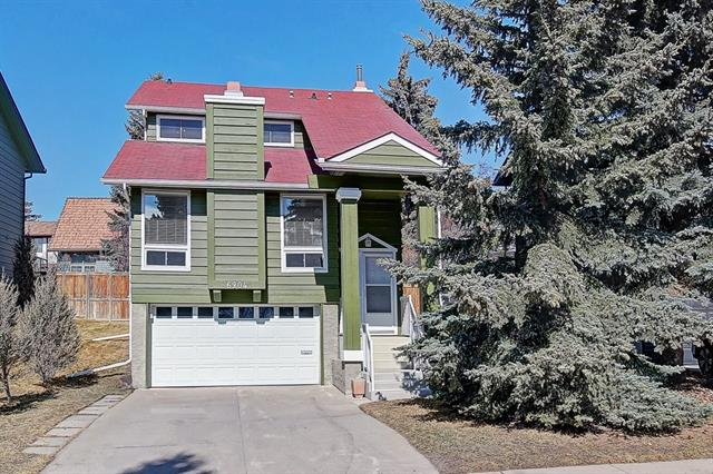 6904 Coach Ridge RD Sw in Coach Hill Calgary MLS® #C4236049