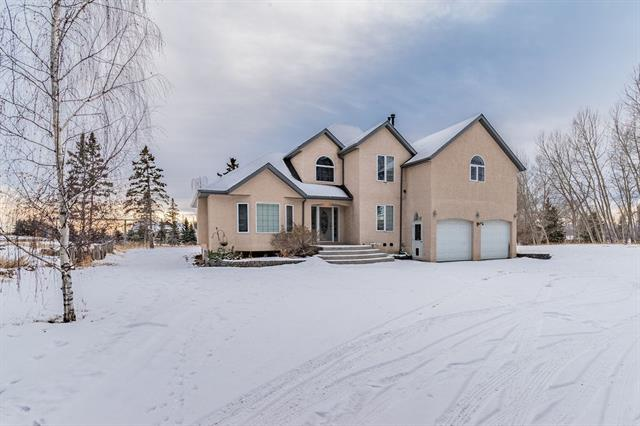 25273 Lower Springbank Rd in Springbank Rural Rocky View County MLS® #C4236336