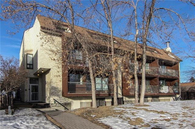 #202 1113 37 ST Sw, Calgary, Rosscarrock real estate, Apartment Rosscarrock homes for sale