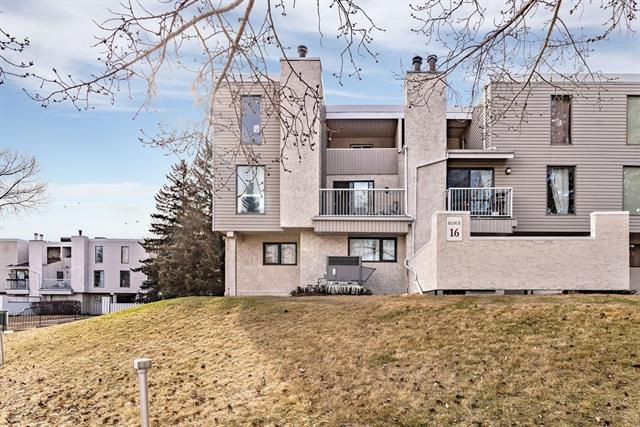#1601 3500 Varsity DR Nw, Calgary, Varsity real estate, Attached Varsity homes for sale