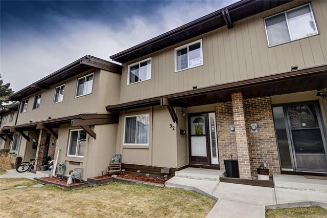 #92 1055 72 AV Nw in Huntington Hills Calgary MLS® #C4237280